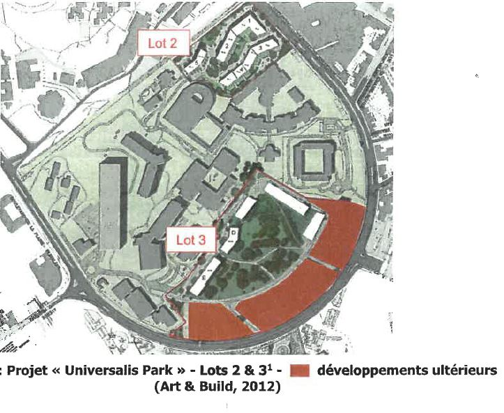 universalis lot 3